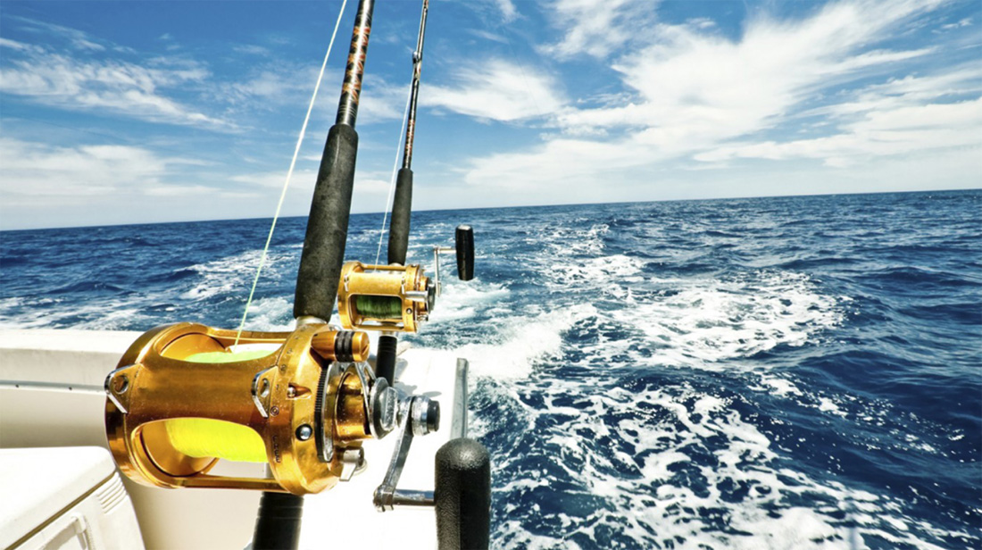Sport Fishing Watercraft Equipment