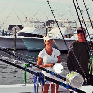 Sport Fishing Watercraft Equipment